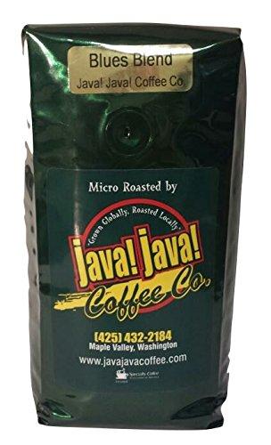 Java! Java! Coffee Roasters Blue'S Blend - 5 Lb - Whole Bean
