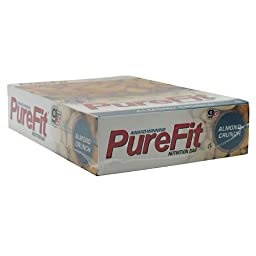 Purefit Nutrition Bar Almond 15/B
