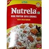 Nutrela High Protein Soya Chunks 200g (Pack of 6)