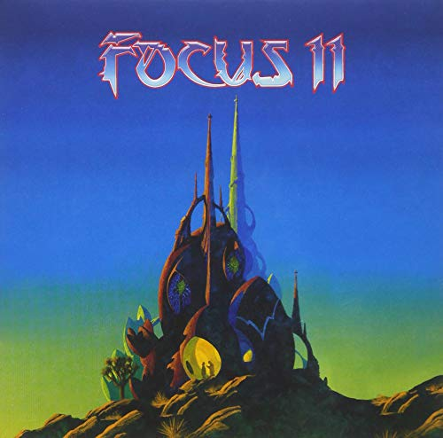 CD : Focus - Focus11 (Japanese Mini-Lp Sleeve, Super-High Material CD, Japan - Import)