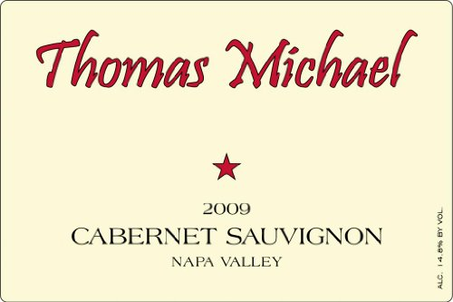 2009 Thomas Michael Cabernet Sauvignon Napa Valley 750 Ml
