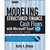 img - for Modeling Structured Finance Cash Flows with Microsoft Excel: A Step-by-Step Guide.Book & CD-ROM book / textbook / text book