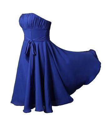 Cheap bridesmaid dresses homecoming 4 royal blue at amazon women