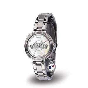 Sparo RI-WTCHA6301 San Francisco Giants Charm Ladies Watch by Sparo