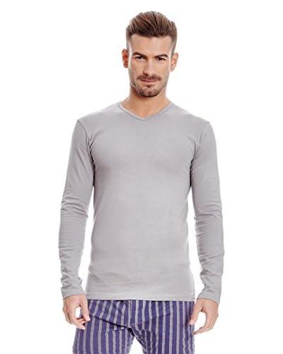 ABANDERADO Camiseta Interior Thermal Blanco
