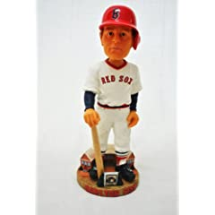 BOSTON RED SOX RARE CARLTON FISK #27 MLB HALL OF FAME COOPERSTOWN COLLECTION HOME... by FOREVER
