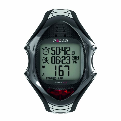 Polar RS800CX GPS G5 Heart Rate Monitor