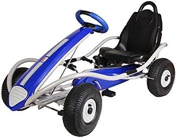 Kiddi-o Dakar Sport Kid Racer Pedal Car