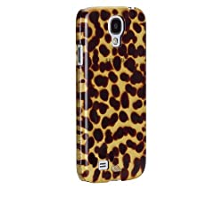 Case-Mate CM026850 Tortoiseshell Case for Samsung Galaxy S4 (Brown)