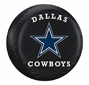 Fremont Die Dallas Cowboys Universal Fit Tire Cover by Fremont Die