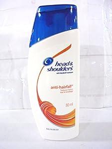 Head & Shoulders Anti Hairfall Shampoo, 80ml