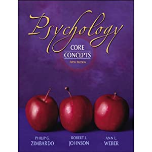 VangoNotes for Psychology: Core Concepts, 5/e | [Philip Zimbardo, Robert Johnson, Anne Weber]