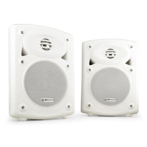 QR5W Active ABS Spk 5in White