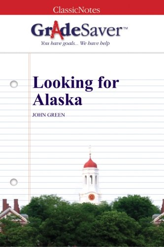 Looking for Alaska fifty-eight days before – two days before ...