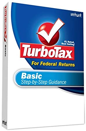 TurboTax Basic Federal + eFile 2008 [OLD VERSION]