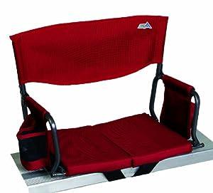 Rio Adventure Stadium Arm Chair, Red by Rio Adventure