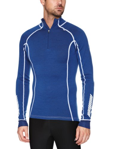 Helly Hansen Men's HH Warm Freeze 1/2 Zip Thermal Baselayer Top