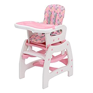 baby toddler rocking feeding highchair booster. Black Bedroom Furniture Sets. Home Design Ideas