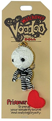 Watchover Voodoo Prisoner of Love Doll, One Color, One Size - 1