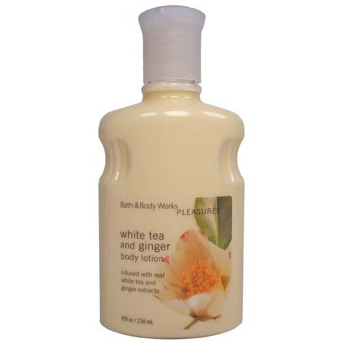 Bath and Body Works Classics Collection White Tea & Ginger Body Lotion