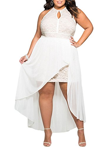 GloriaSarah-Womens-Front-Keyhole-Lace-Halter-Special-Occasion-Plus-Size-Mini-Dress