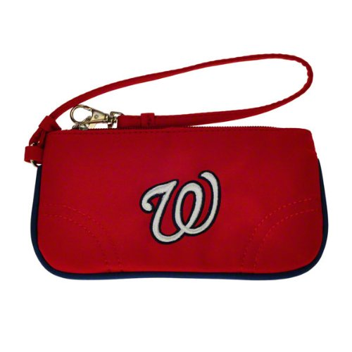 MLB Washington Nationals Wristlet Purse at Amazon.com