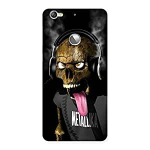 Metal Tounge Back Case Cover for LeTV Le 1s