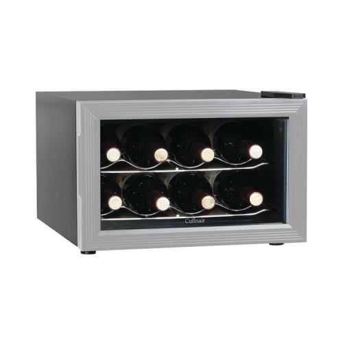 Culinair Aw82S 8-Bottle Wine Cooler