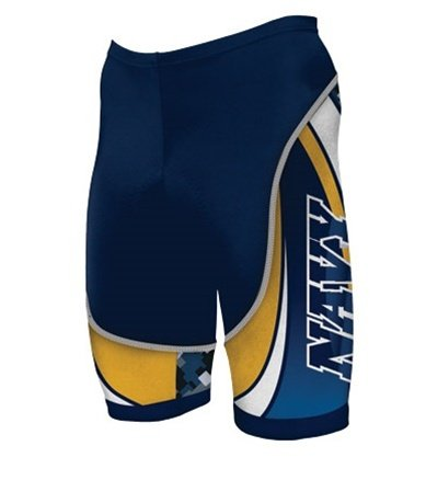 Buy Low Price Primal Wear Men's US Navy Eleven Bike Short – 2011 (NAT1S34M)