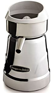 Omega C-20C Professional Citrus Juicer, Chrome by Omega