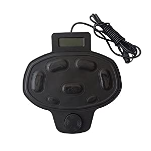 Haswing CaymanB Foot Controller/Foot Pedal Wired for Bow Mount Electric Trolling Motor
