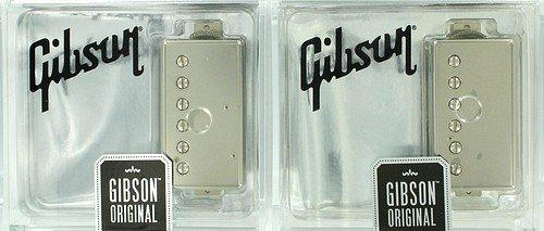 Gibson Burstbucker Pro Nickel Humbucker Pickup Set Neck And Bridge