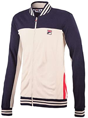 Fila Vintage Guillermo Vilas Jacket Size: Medium