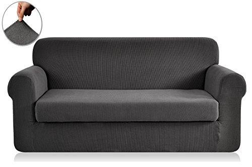 chunyi-2-piece-jacquard-polyester-spandex-sofa-slipcover-sofa-gray
