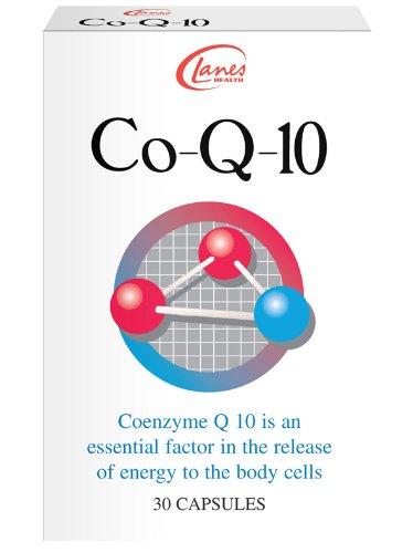 Co-Q-10 Capsules 10mg 30's