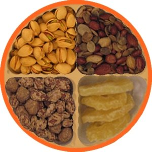 Morrow's Premium Nut and Dried Fruit Gift Tin,