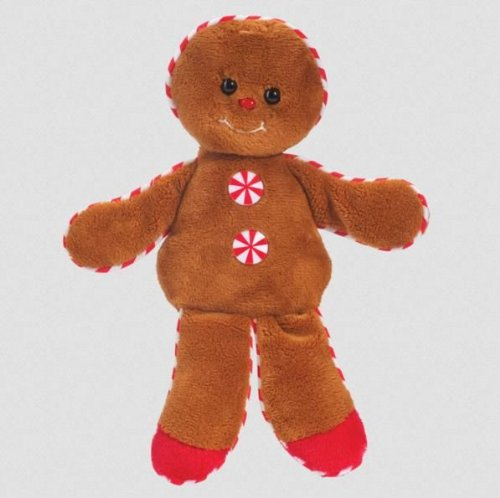 "Ginger Bread Boy 8"" - Holiday Stuffed Animal by Douglas Cuddle Toys (651) - 1"