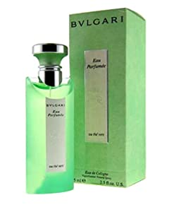 Bvlgari Eau Parfumee By Bvlgari For Women. Cologne Au The Vert Spray 2.5 Oz