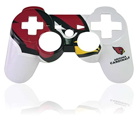 PS3 Official NFL Arizona Cardinals Controller Faceplate