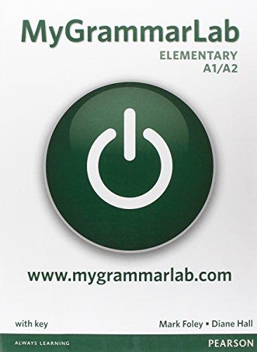 MyGrammarLab Elementary with Key and MyLab Pack (Longman Learners Grammar)