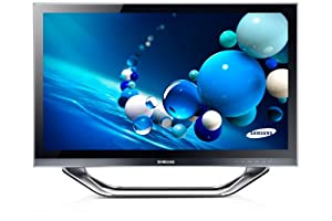 Samsung All-in-One 700A7D-S03 68,6cm (27 Zoll) Desktop-PC (Intel Core i7-3770T, 2,5 GHz, 8GB RAM, 64GB SSD, 1TB HDD, AMD HD 7850, Blu-ray, Touchscreen, Win 8) schwarz