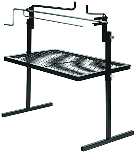 Texsport Outdoor Camping Rotisserie Grill and Spit