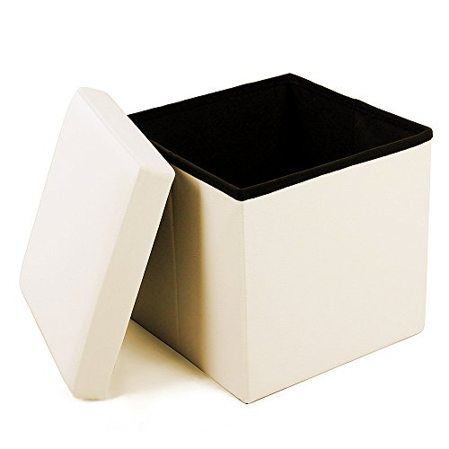 geartist-goo1-leather-folding-organizer-storage-ottoman-bench-footrest-stool-coffee-table-cube-campi