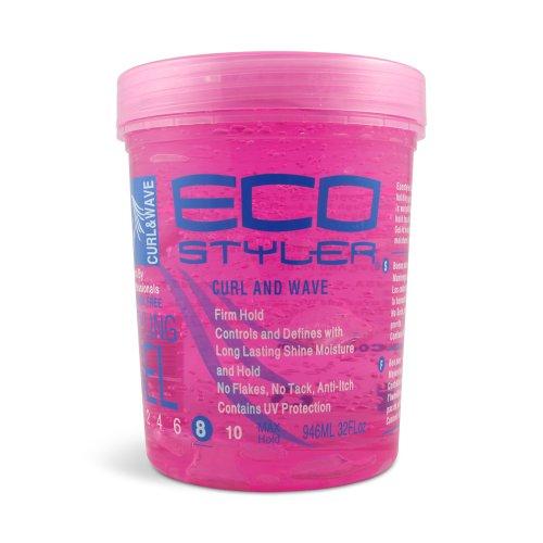 Eco Styler Styling Gel Pink Jar 900 Gm Haargel