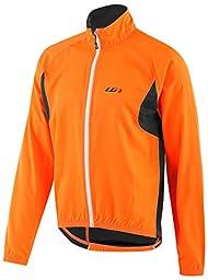 Louis Garneau Modesto 2 Jacket - Men\'s Orange Fluo, XS