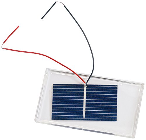 Science Wiz - 500 mAmp/5V Solar Cell