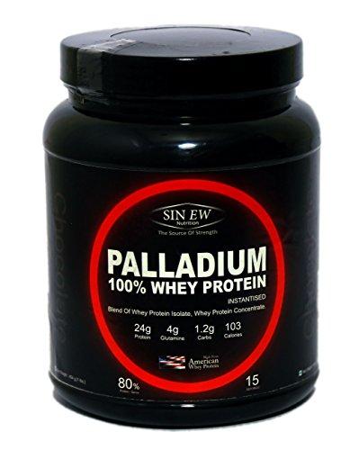 Sinew Palladium 100% Whey Protein-1lb-choco