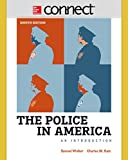 img - for Connect Access Card for The Police in America book / textbook / text book