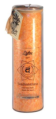 Palm-Light-4041678000806-Chakra-Kerze-Swadhishthana-Chakra-orange