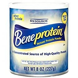 Nestle Resource Beneprotein Instant Protein Powder, by the Each (8 oz. Canister)